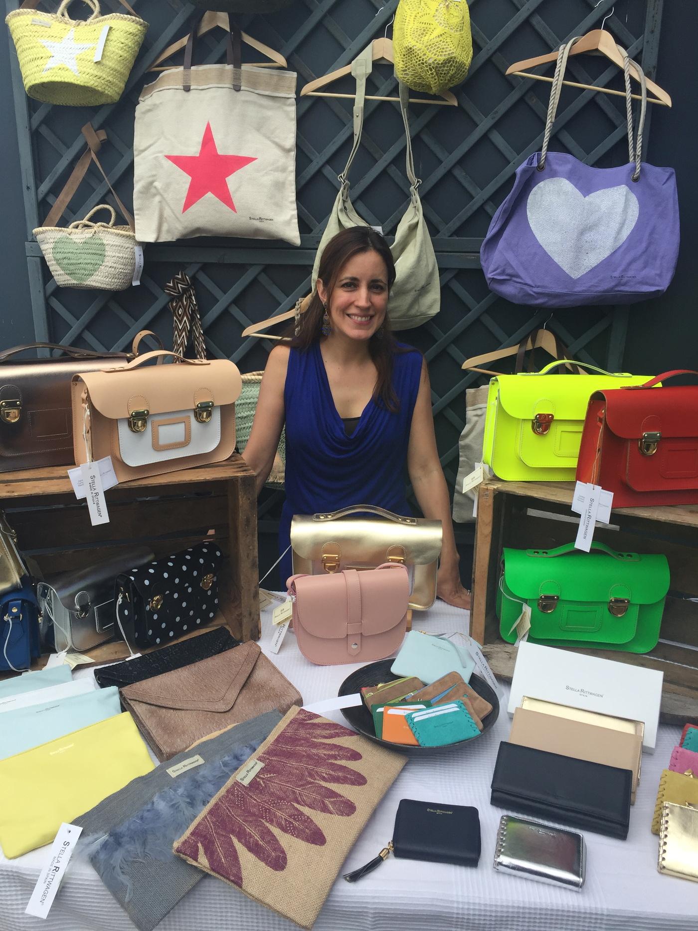 Taschen und Accessoires von Stella Rittwagen