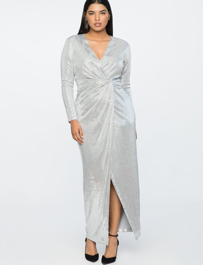 JasonWuxEloquii_SequinWrapGown