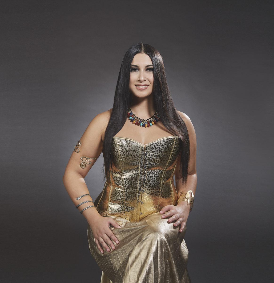 Beautiful_Curvy_Calendar_2020_Camilla Antonaroli_Cleopatra