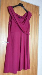 Plus Size Online Flohmarkt_Bohoo_sexy goddess_Kleid_rot