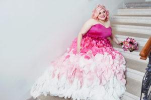 AVienneseLoveAffair_happy Plus Size bride