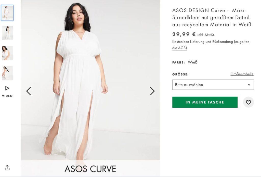 Asos_Design_Curve_Kleid_weiß